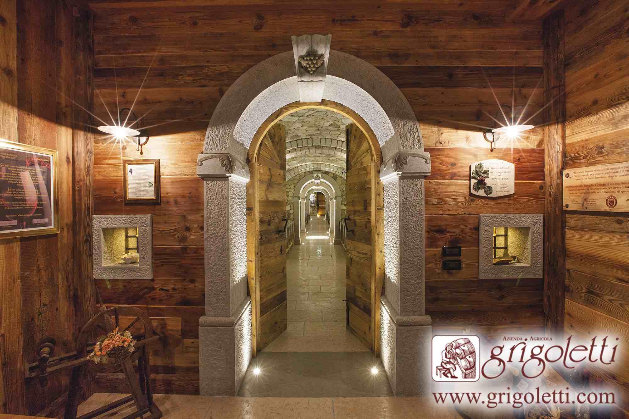 Grigoletti - Portone Tempio Rosa- vini trentino