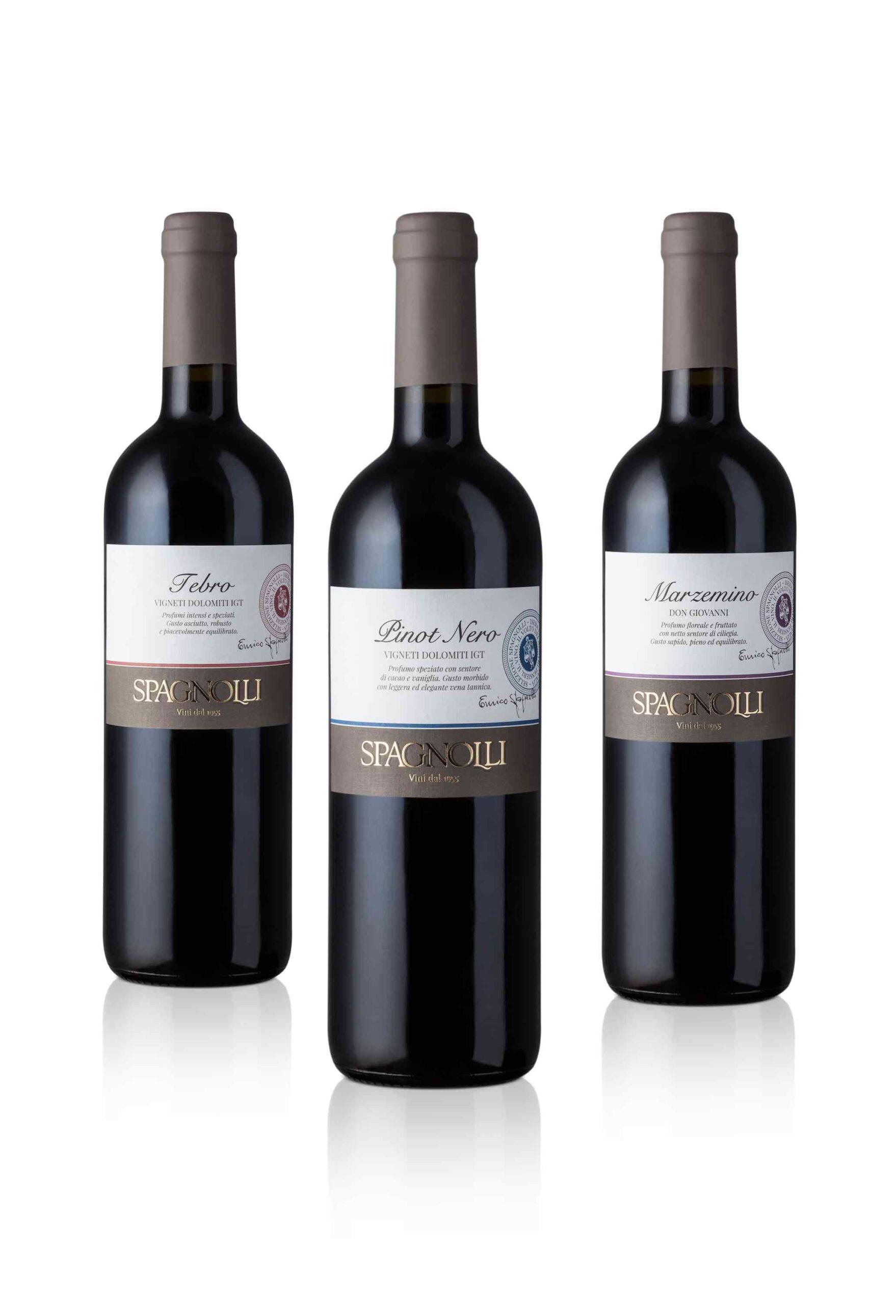 Rossi_spagnolli vini trentino