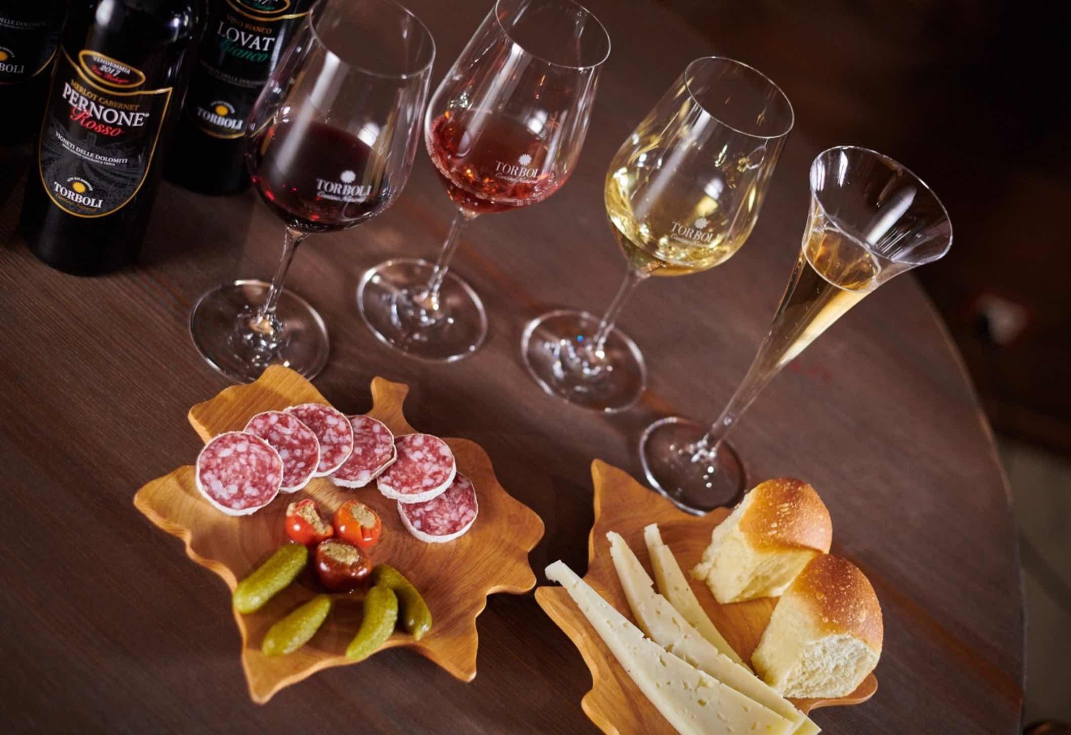 degustazione vini naturali torboli