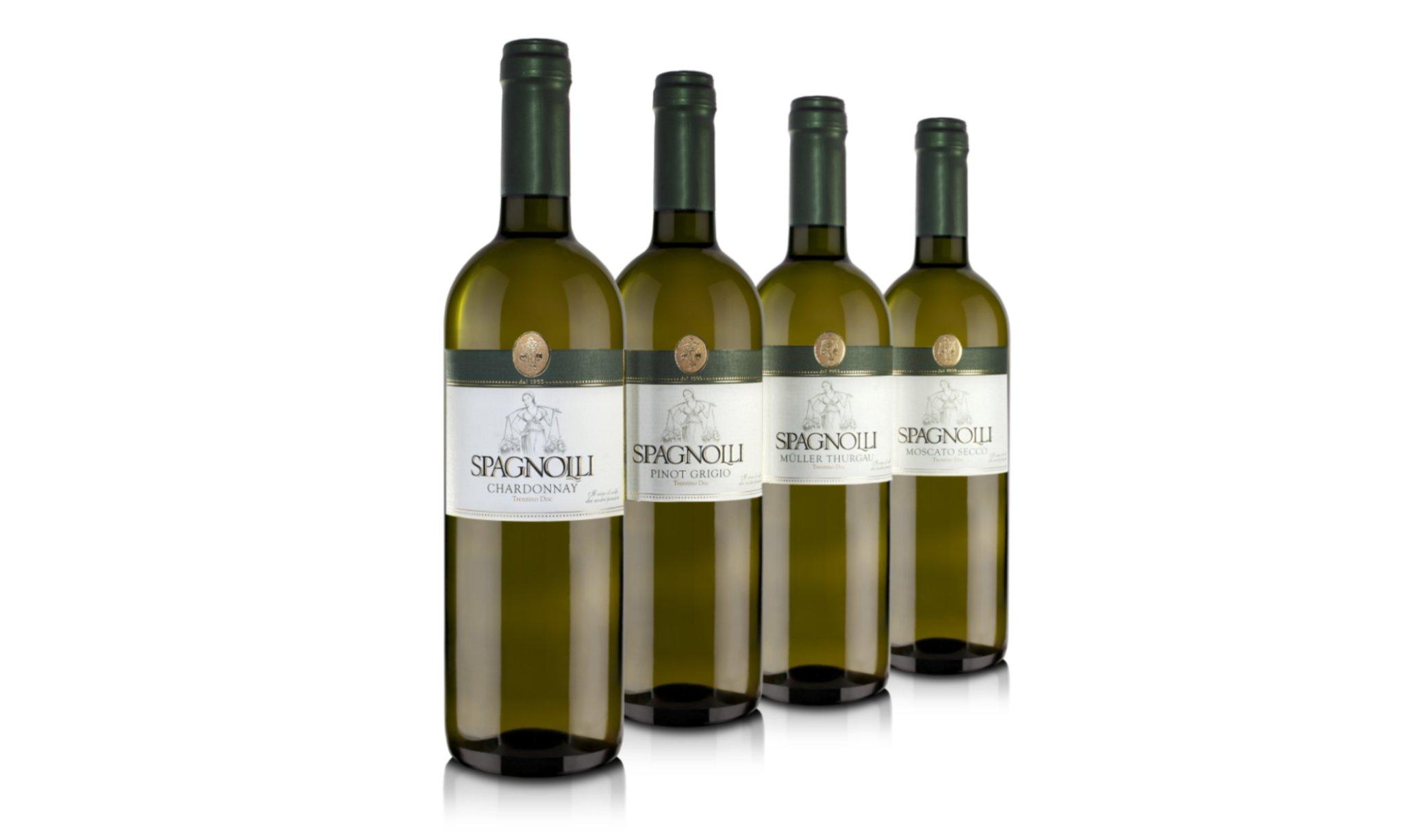 vini bianchi spagnolli trentino