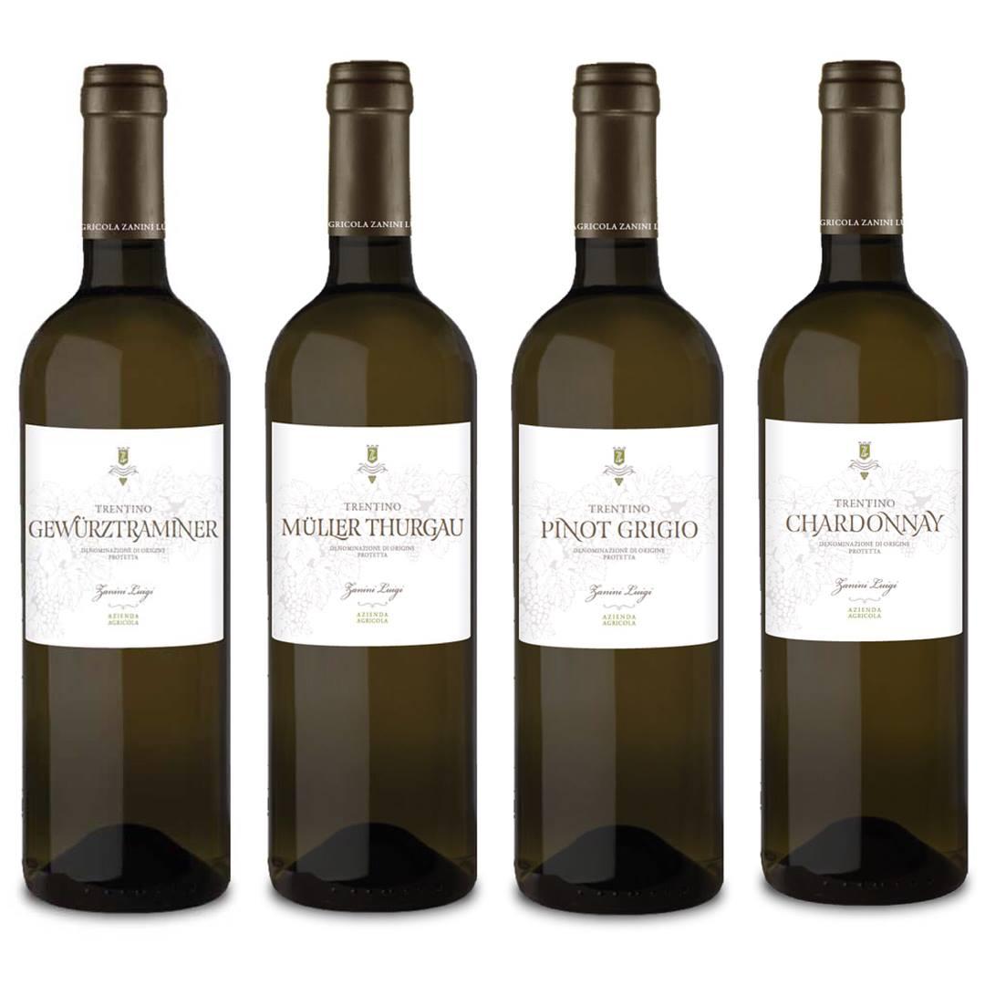 vini bianchi zanini luigi