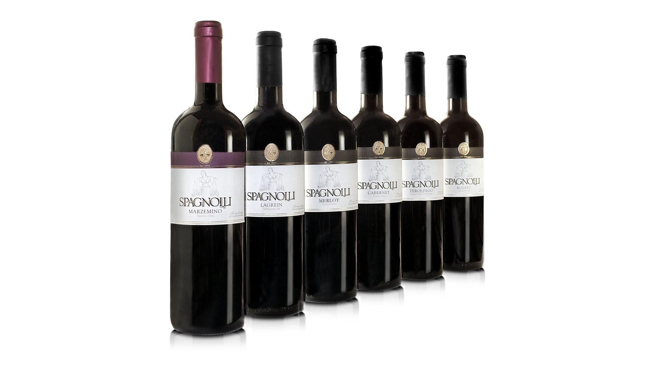 vini rossi spagnolli