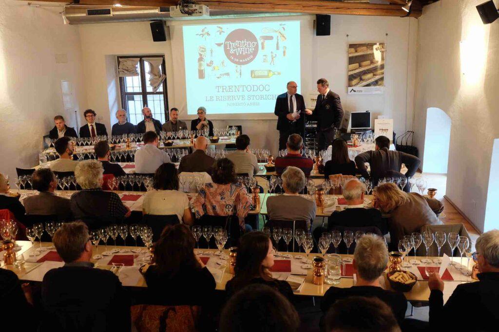 eventi trentino and wine