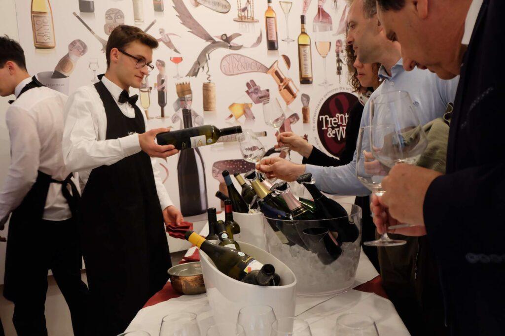 mostra dei vini del trentino