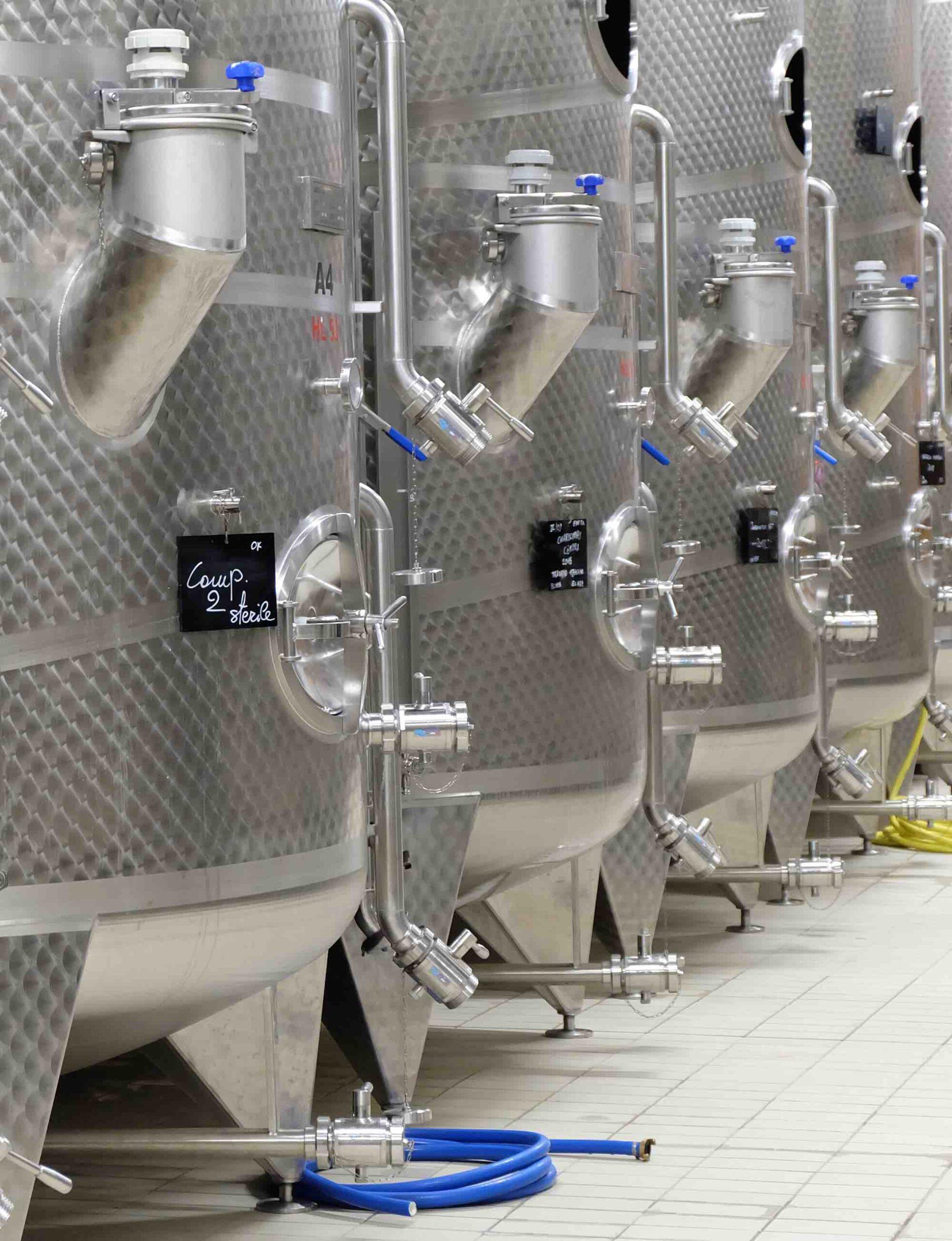 produzione metodo martinotti
